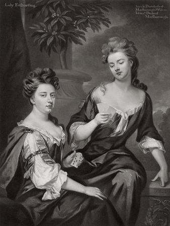 sarah-duchess-of-marlborough-and-lady-fitzharding-c1702