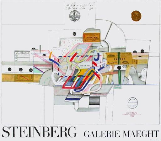 saul-steinberg-expo-galerie-maeght-70
