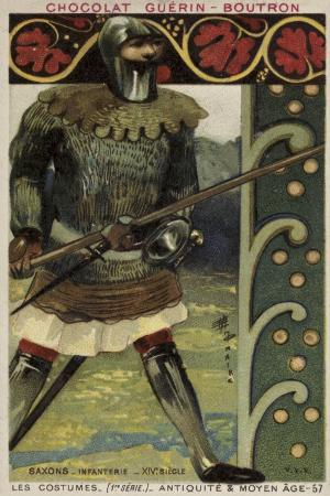 saxon-infantryman-14th-century