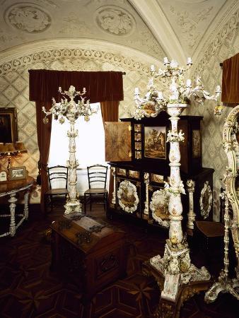 saxony-porcelain-room-in-palacio-nacional-da-pena-sintra
