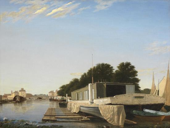 scandinavian-barges-at-a-mooring