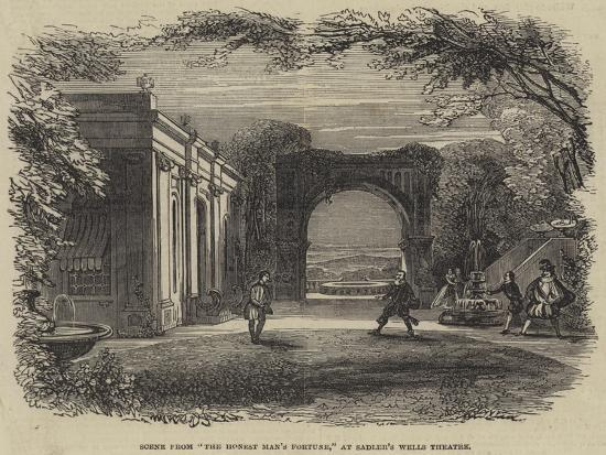 scene-from-the-honest-man-s-fortune-at-sadler-s-wells-theatre