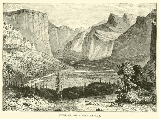 scene-in-the-sierra-nevada