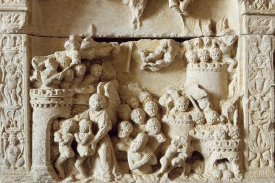scene-of-siege-relief-chateau-de-dinan