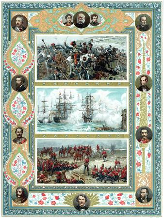 scenes-from-british-military-engagements-c1887