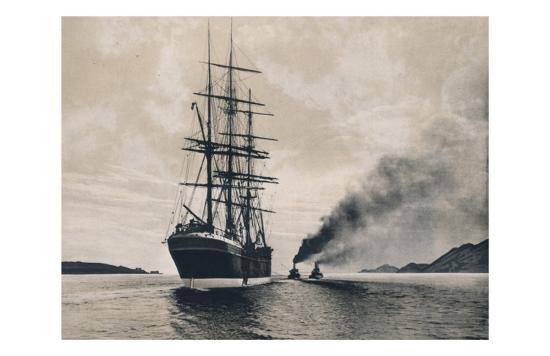 schooner-tug-boats