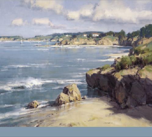 scott-christensen-coastal-afternoon