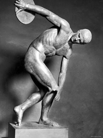 Image result for greek athlete