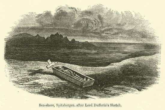 sea-shore-spitzbergen