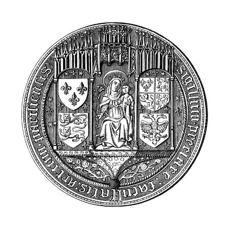 seal-of-the-four-nations-or-the-facutly-of-arts-16th-century