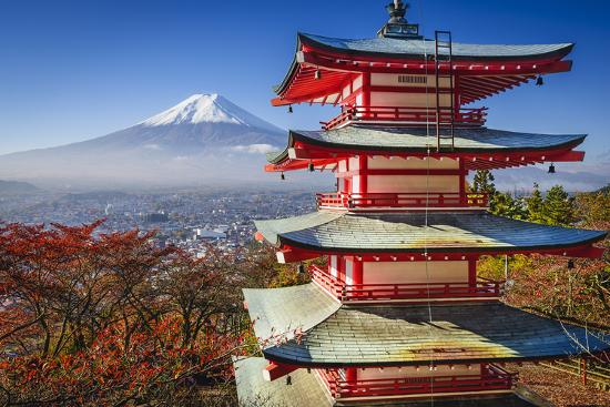 seanpavonephoto-mt-fuji-and-pagoda-during-the-fall-season-in-japan