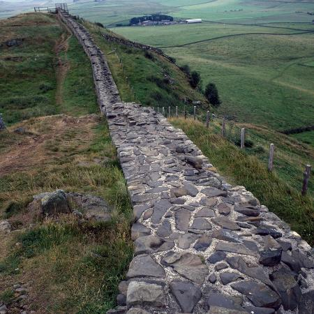 section-of-hadrian-s-wall