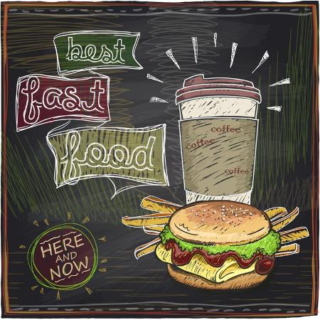 selenka-best-fast-food-chalkboard-design-with-hamburger-french-fries-and-coffee