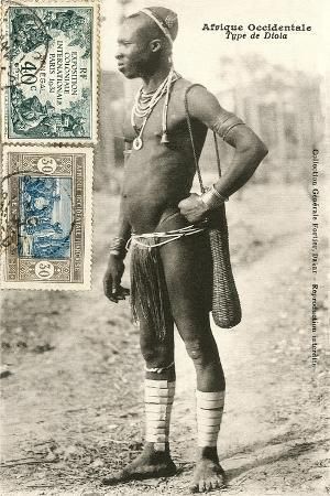 senegalese-tribesman