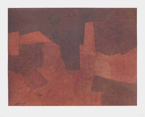 serge-poliakoff-abstract-composition-maroon