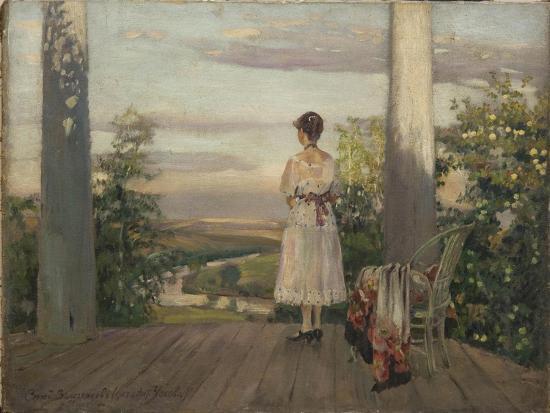 sergei-arsenyevich-vinogradov-country-house-of-anton-chekhov-at-melikhovo-1910s