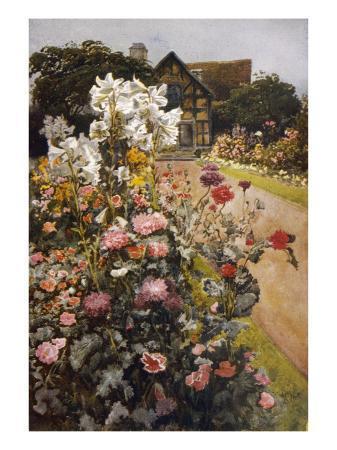 shakespeare-s-garden