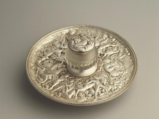 sheffield-plate-inkpot-with-decoration-depicting-the-rape-of-the-sabines-1900s
