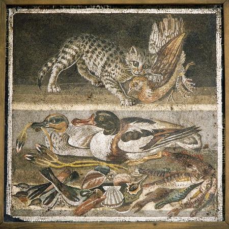 sheila-terry-wildlife-scenes-roman-mosaic