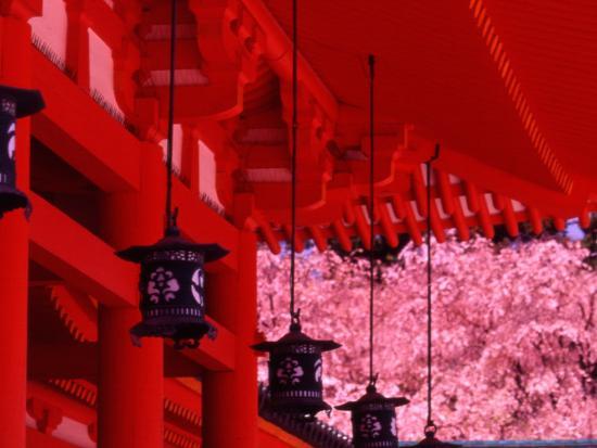 shin-terada-heian-shrine-in-spring-shinto-kyoto-japan
