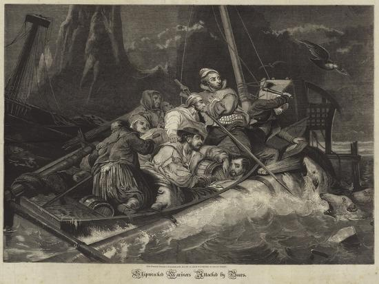 shipwrecked-mariners-attacked-by-bears