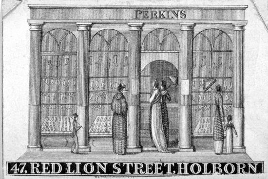 shop-front-of-perkins-ladies-shoe-shop-at-47-red-lion-street-holborn-london-c1820