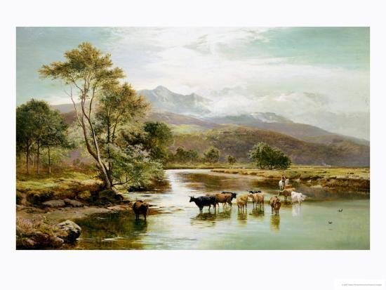 sidney-richard-percy-cader-idris-from-the-river-mawddach