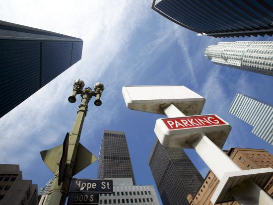 signs-and-towering-city-skyscrapers