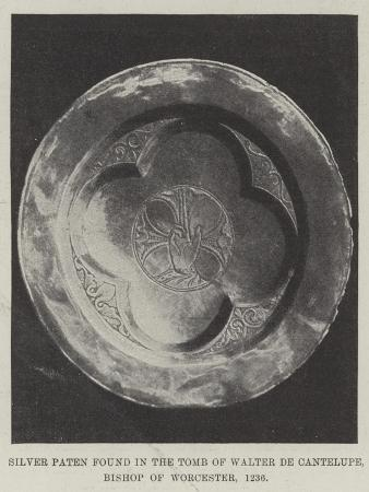 silver-paten-found-in-the-tomb-of-walter-de-cantelupe-bishop-of-worcester-1236
