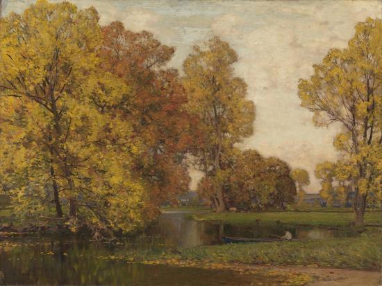 sir-alfred-east-golden-autumn