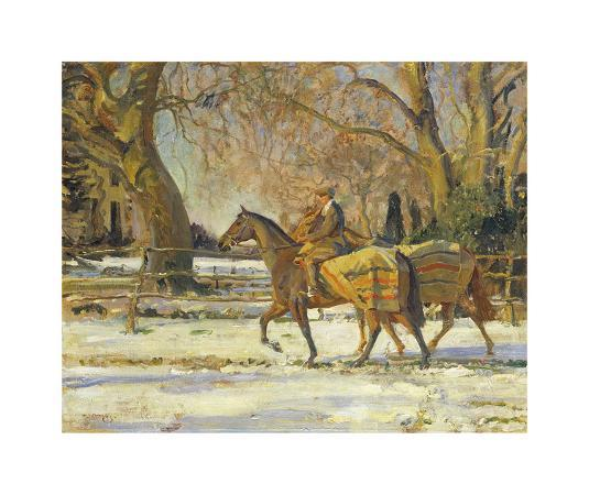 sir-alfred-munnings-the-painter-s-groom