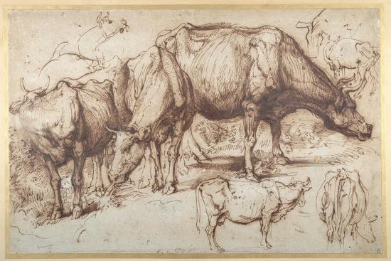 sir-anthony-van-dyck-cattle-in-pasture-c-1618-20