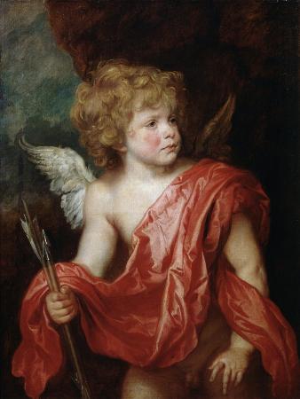 sir-anthony-van-dyck-cupid-early-17th-century