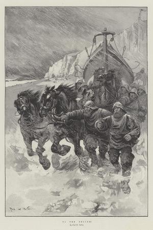 sir-frederick-william-burton-to-the-rescue