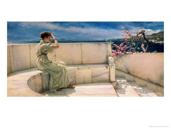 sir-lawrence-alma-tadema-expectations-1885