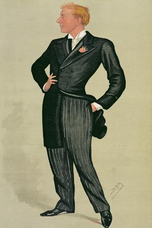 sir-leslie-ward-mr-herbert-beerbohm-tree-1852-1917-a-spy-cartoon-from-vanity-fair-12th-july-1890