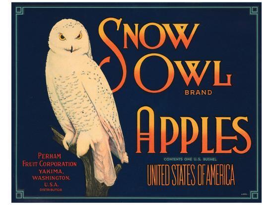 snow-owl-brand-apples