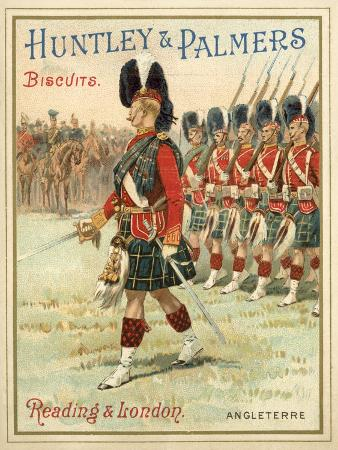 soldiers-of-a-highland-regiment-on-parade