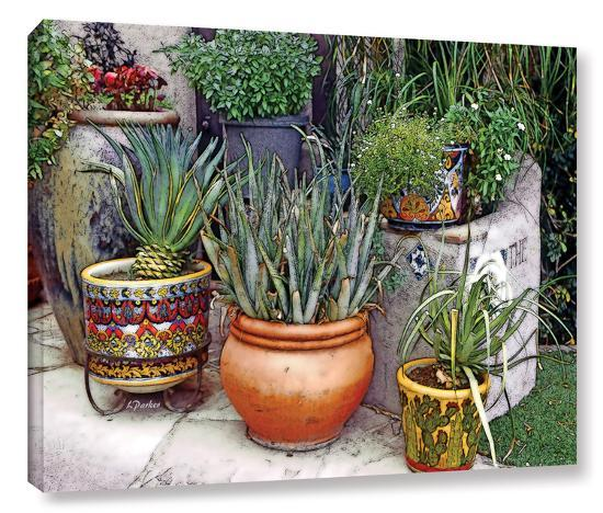 Potted Garden Southwest potted garden gallery wrapped canvas gallery wrapped southwest potted garden gallery wrapped canvas workwithnaturefo