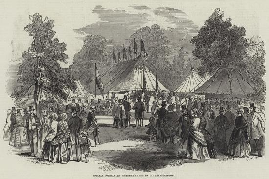 special-constables-entertainment-on-clapham-common