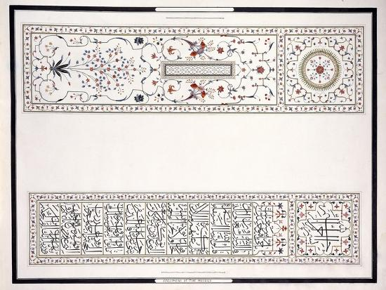 specimens-of-the-mosaics-from-the-tomb-of-the-emperor-c-1815-pencil-pen-ink-w-c