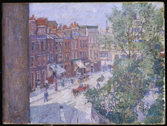 spencer-frederick-gore-mornington-crescent-1910-11