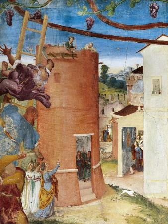 st-barbara-in-tower-detail-from-christ-vine-and-legend-of-saint-barbara-by-lorenzo-lotto