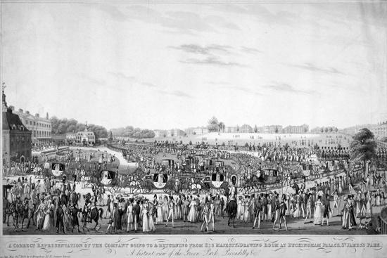 st-james-park-and-green-park-westminster-london-1822