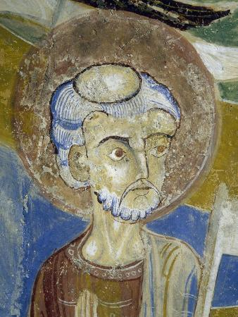 st-peter-detail-of-christ-of-majesty-fresco-crypt-apse-of-monte-maria-abbey-near-mals