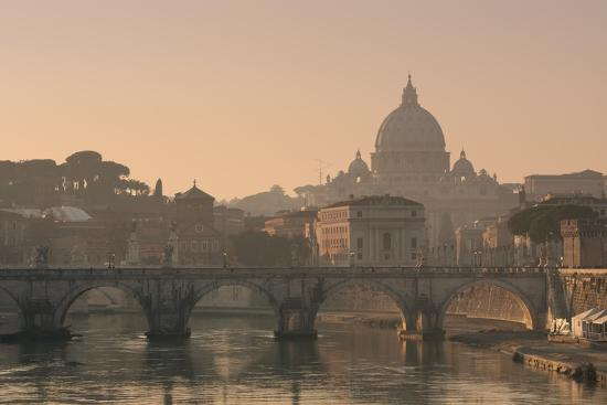 st-peter-s-basilica-and-ponte-sant-angelo-rome-italy
