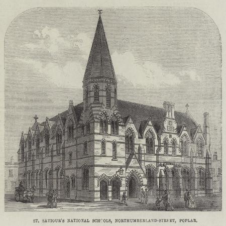 st-saviour-s-national-schools-northumberland-street-poplar