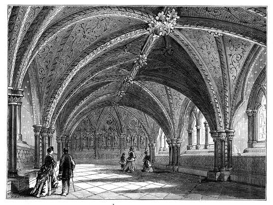 st-stephen-s-crypt-westminster-palace-london-c1888