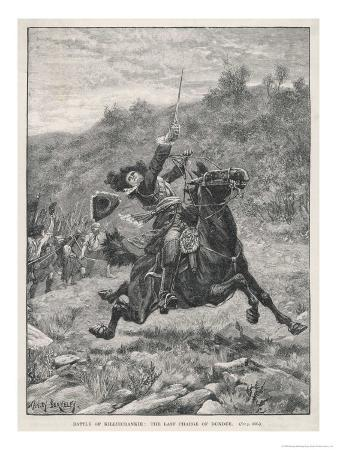 stanley-berkeley-jacobite-rising-at-killiecrankie-the-jacobites-defeat-mackay-s-royalist-army