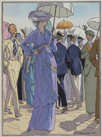 stapleton-collection-fashion-illustration-of-cheruit-s-beach-dress-by-pierre-brissanol